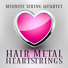 HAIR METAL HEARTSTRINGS