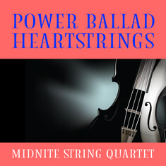 POWER BALLAD HEARTSTRINGS